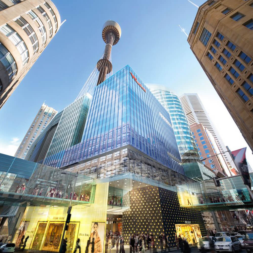 Westfield Centrepoint Shopping Plaza