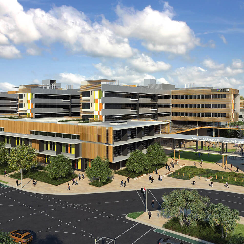 Sunshine Coast Uni Hospital