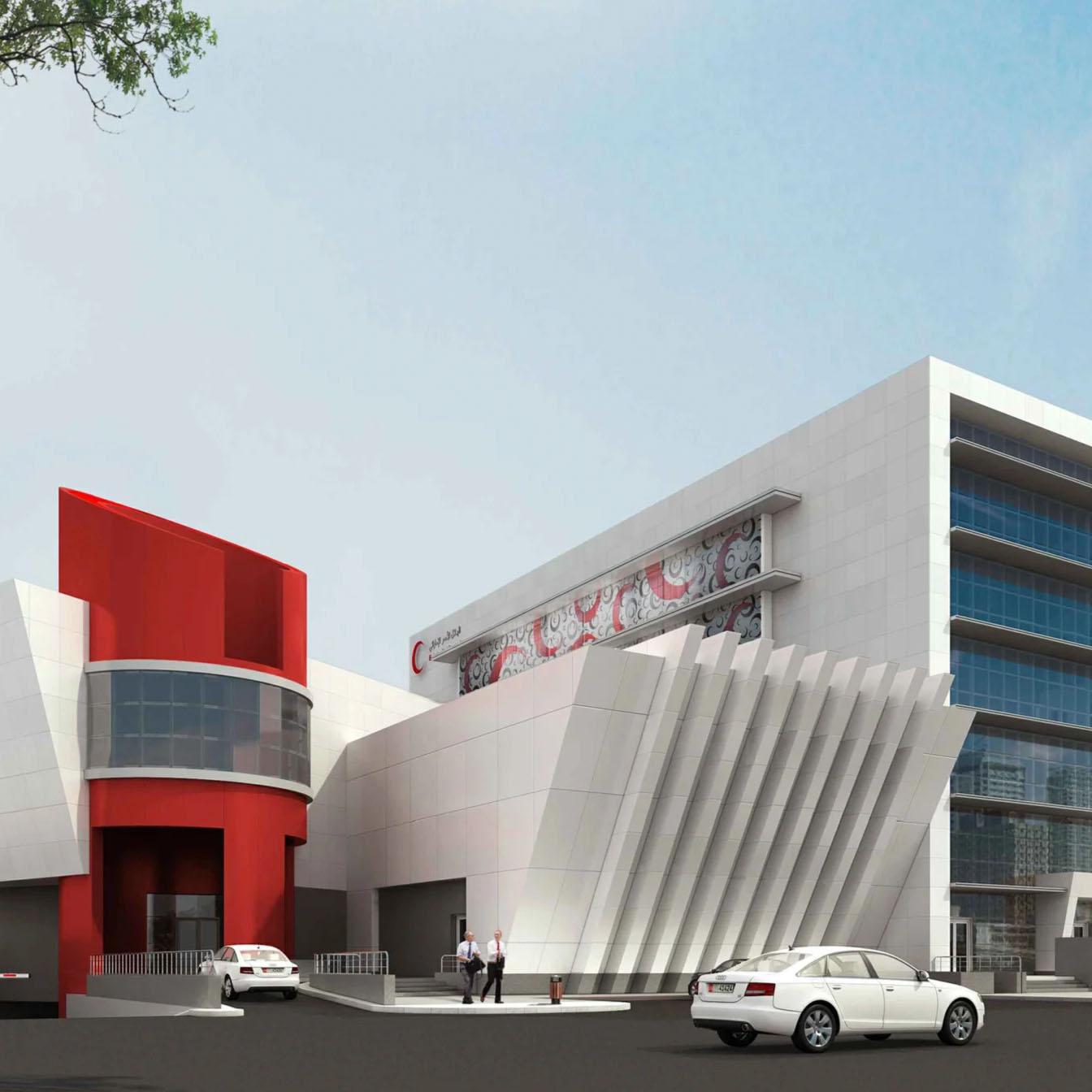 Emirates Red Crescent HQ
