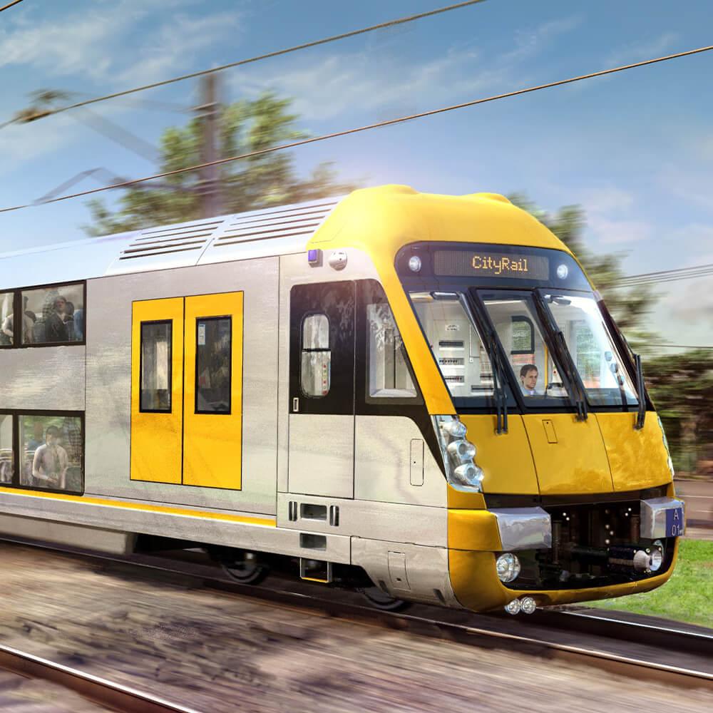 Waratah Trains