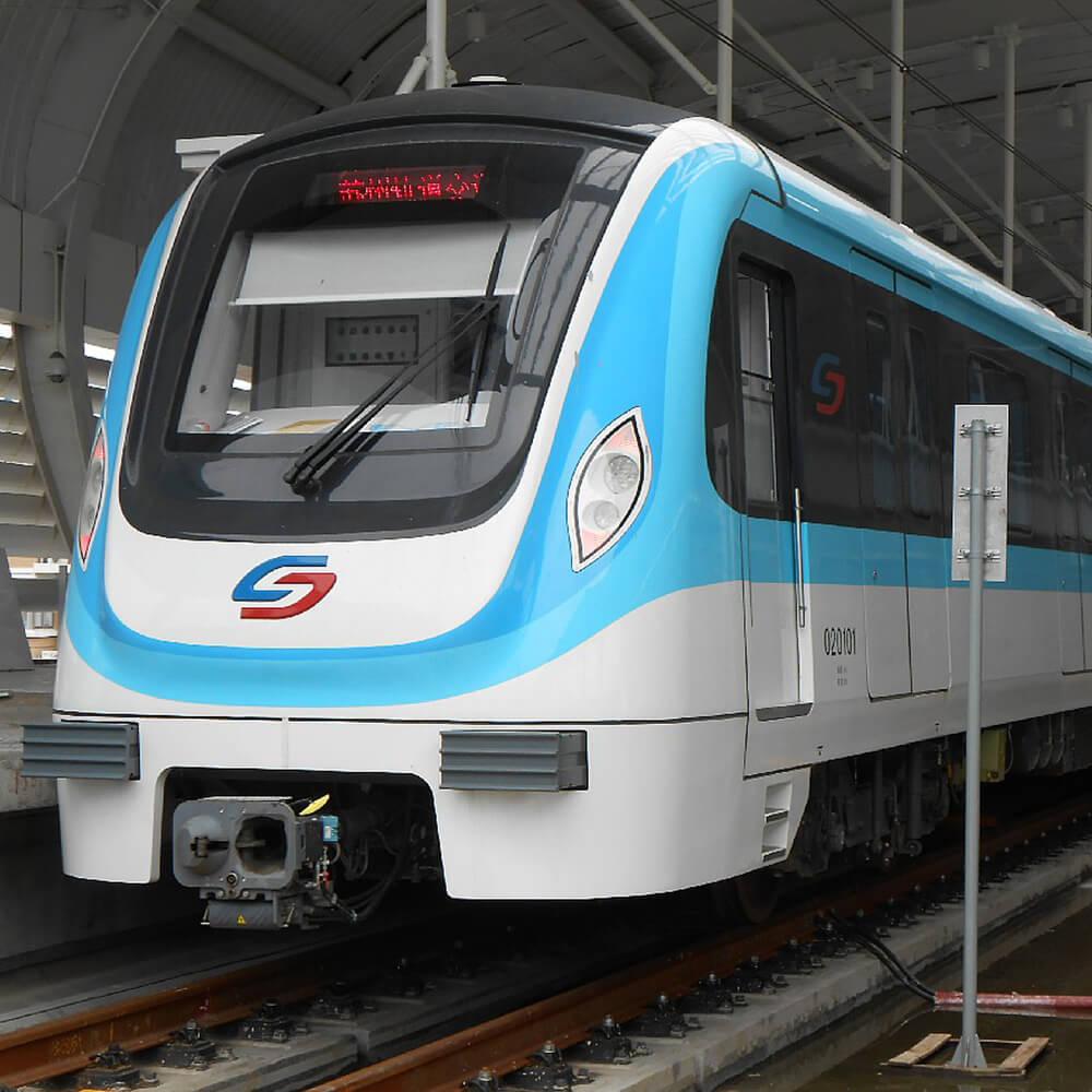 Suzhou Subway Line 2