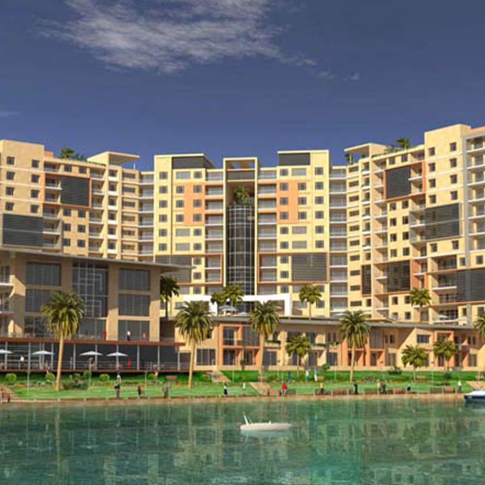 Al Zeina Residential Complex