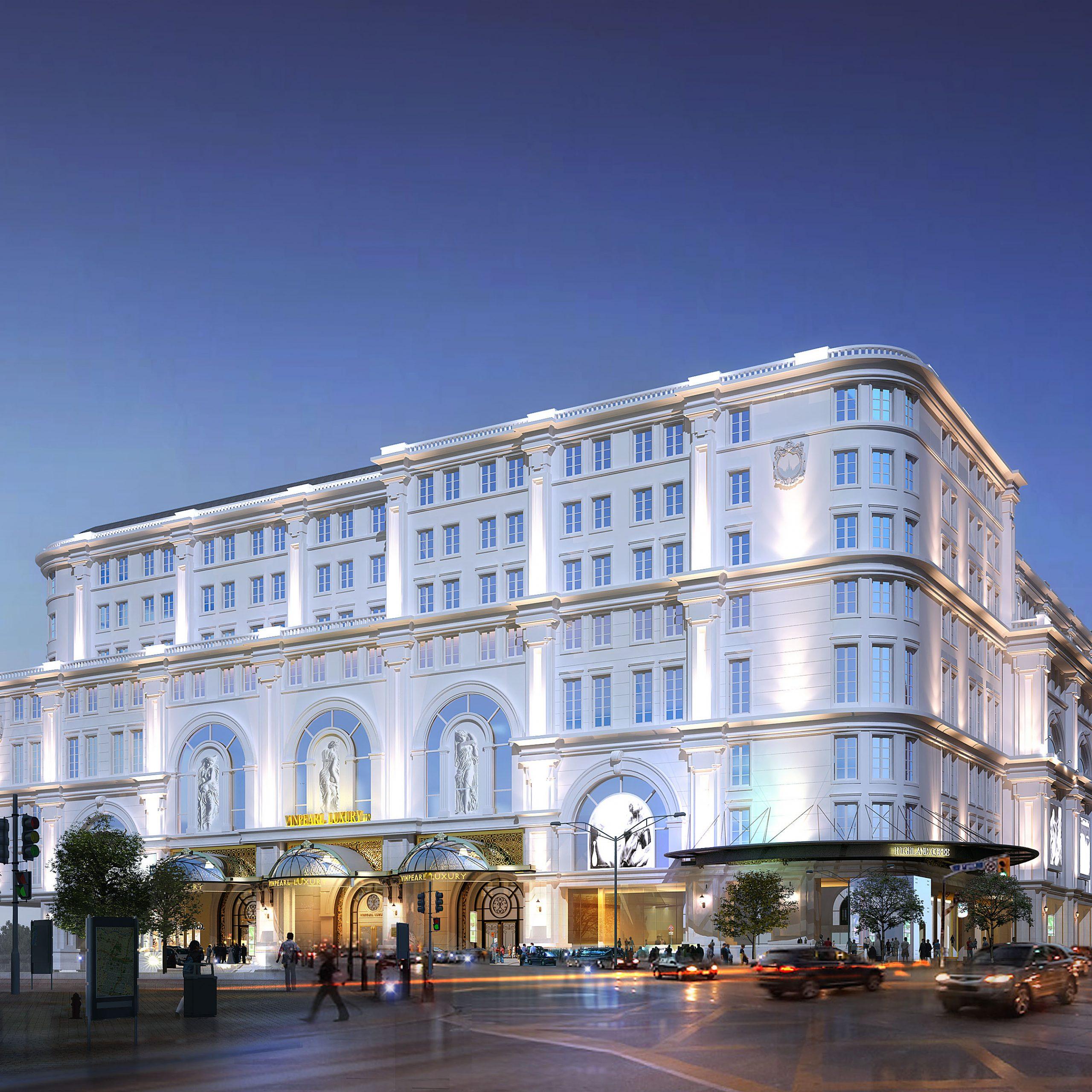 Mandarin Oriental Hotel Ho Chi Minh