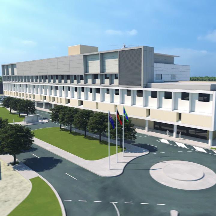 Coffs Harbour Hospital Expansion