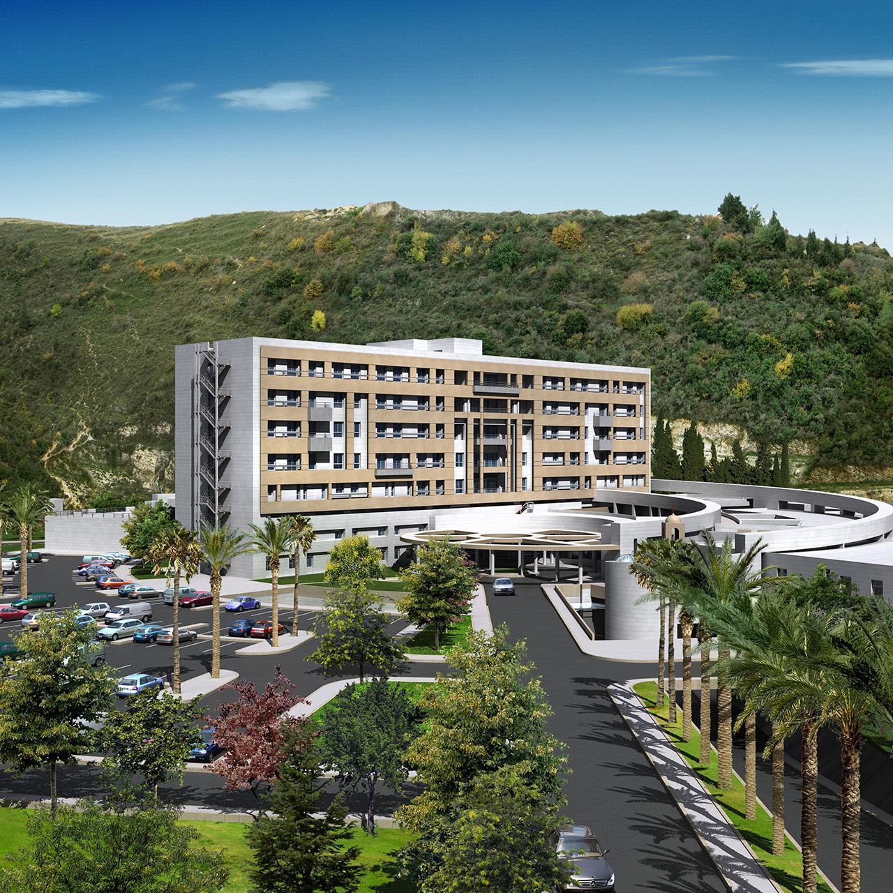 Univeristy of Balamand Medical Center, Lebanon