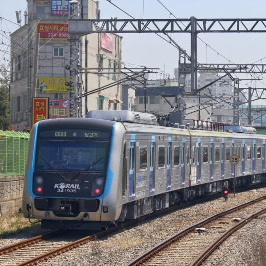 Seoul Metro Line 1,3,4