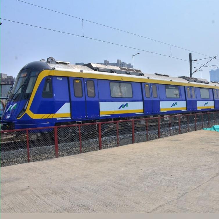 Mumbai Metro Line 2A/2B