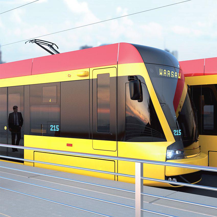 Warsaw Tramways